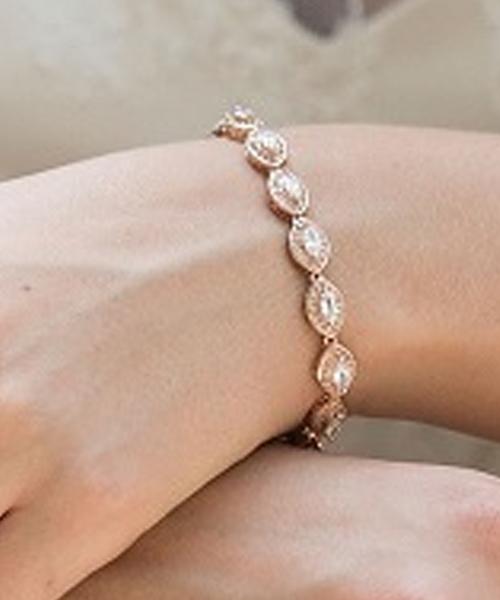 Promise Rose Bracelet