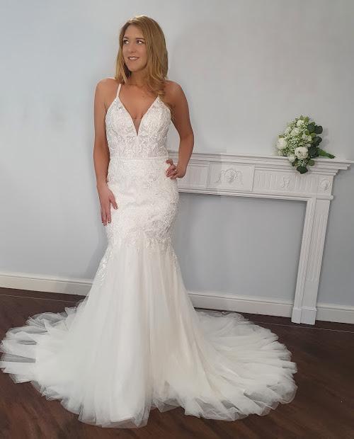Sanita 7463 Mark Lesley Wedding dress