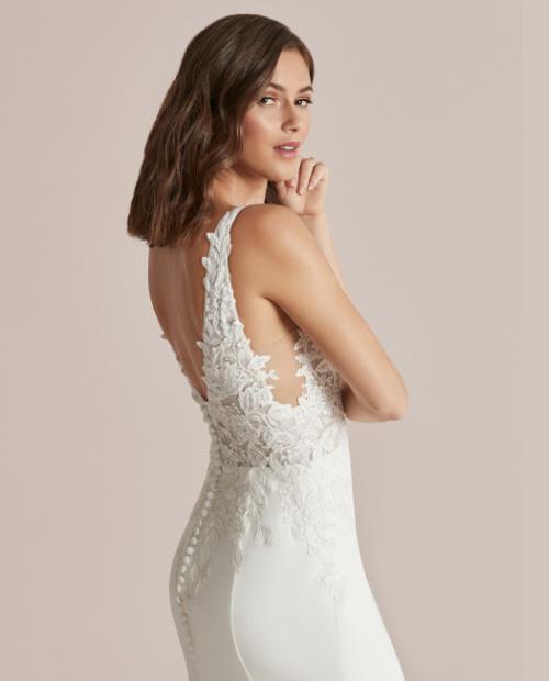 Cecile 88209 Justin Alexander wedding dress